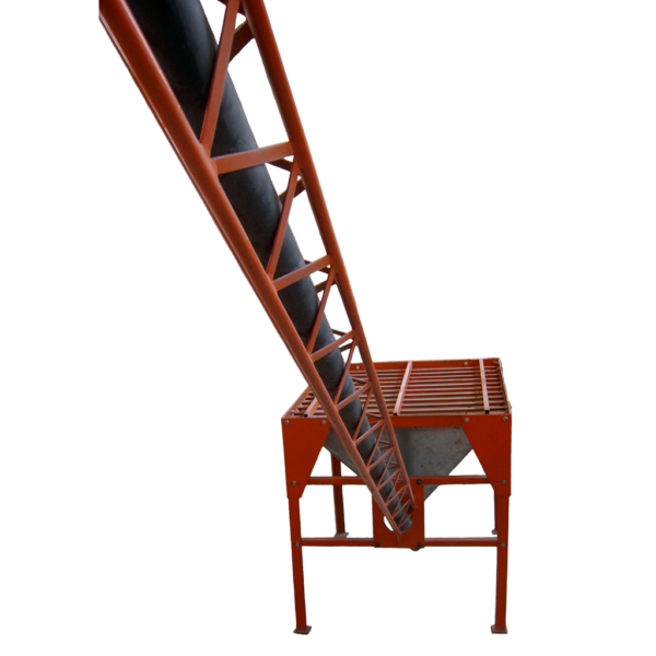 Granulate Screw Loader Image