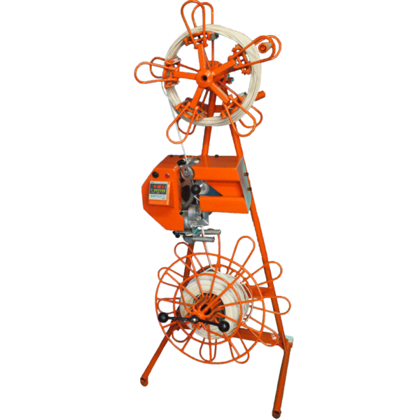 Vertical cable winder Image