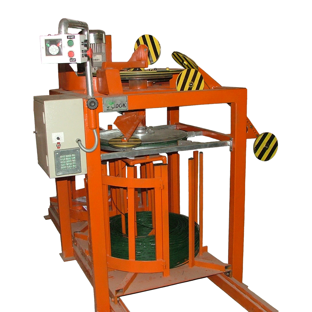 Coiler take-up Ø600 Image
