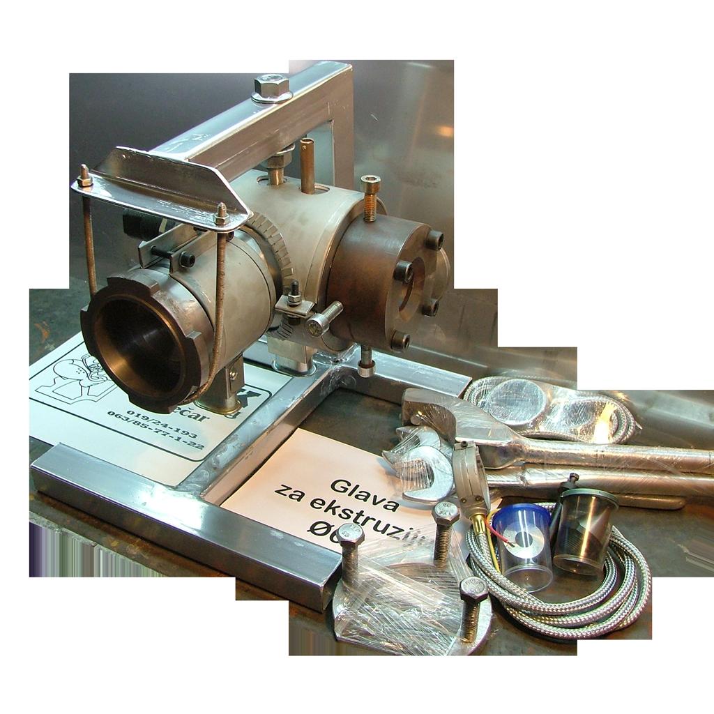 Extrusion Head Image